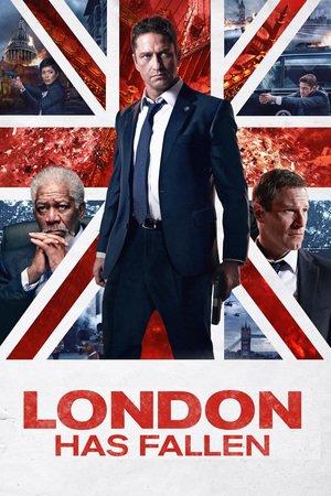 Poster London Has Fallen 2016