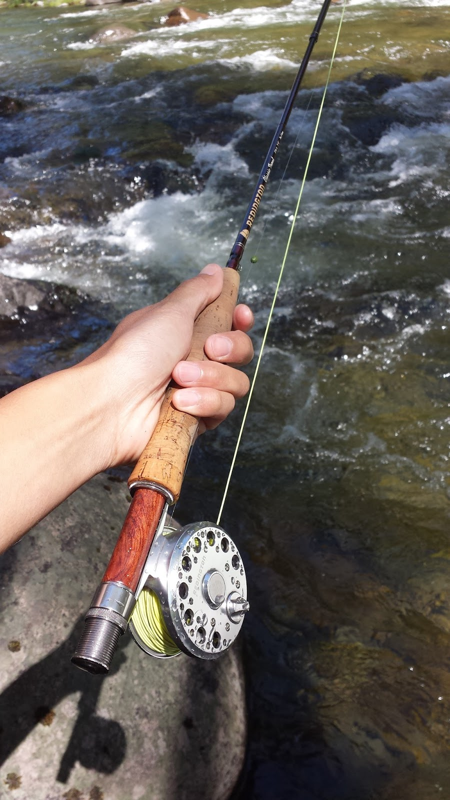Keep Calm And Fly Fish Redington Ct Trout Rod 3wt 7 6