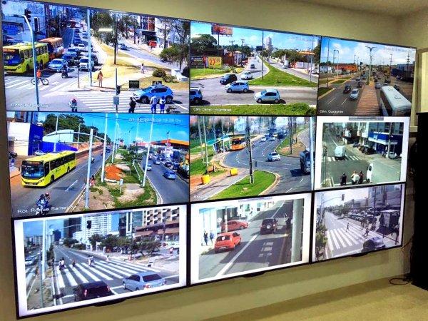 Prefeitura de São Luís reforça segurança no trânsito com novo sistema de monitoramento