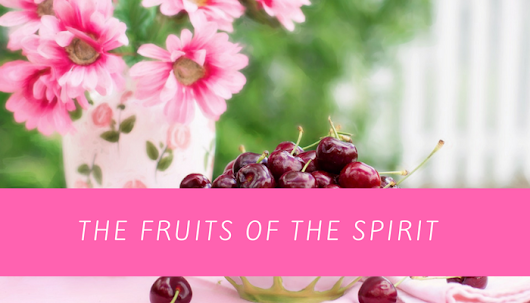 The Fruits of the Spirit {Free Mini-Workbooks}
