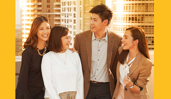 money management - family cooperation - Be a Sun Life advisor