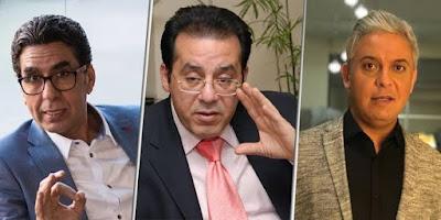 احمد موسى, ايمن نورو معتز مطر, محمد ناصر, نصف مليار جنية,