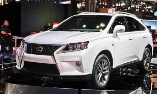 2016 Lexus RX 350 Release
