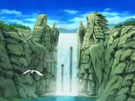 Valle del fin Naruto vs Sasuke