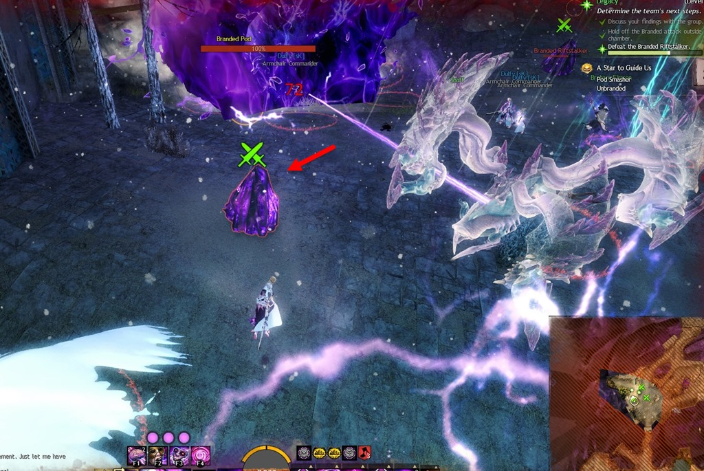 Thai Guild Wars 2 Guide: LWS4:AP A Star To Guide Us (STORY)