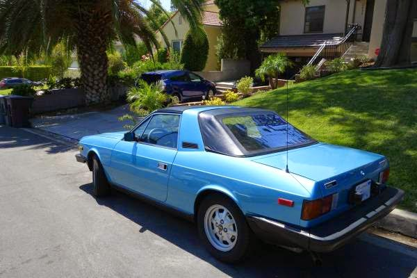 1981 lancia beta zagato | auto restorationice