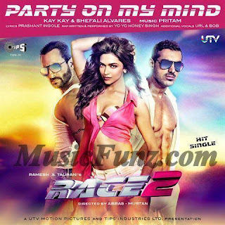 Race 2 party on my mind video song download.