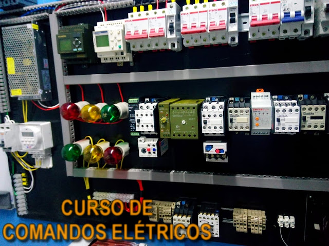 Curso de Comandos Elétricos ONLINE