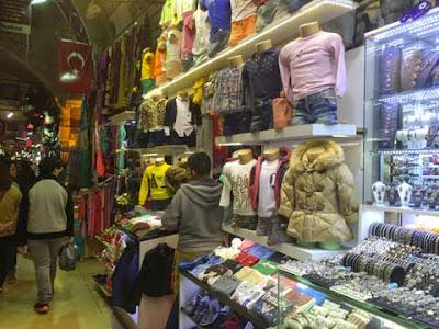 Contraffazione Armani e Cavalli per bambini