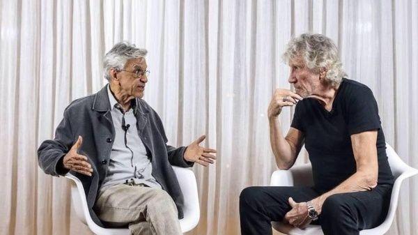 Justicia brasileña impide visita de Rogers Waters a Lula