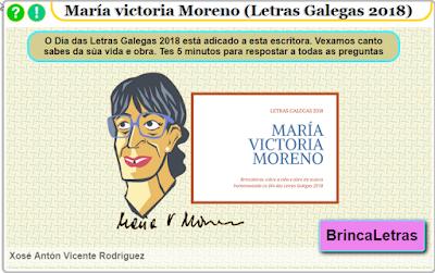 Resultado de imagen de recursos letras galegas 2018