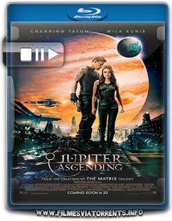 O Destino de Júpiter Torrent - BluRay Rip 720p | 1080p Dual Áudio 5.1