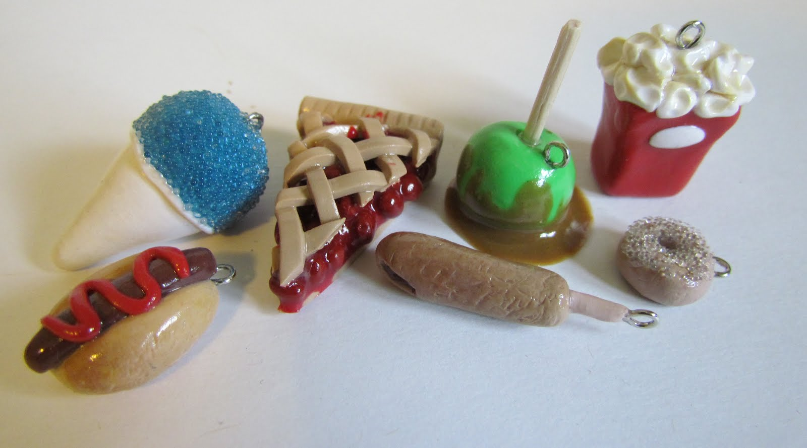 Heather Ulmer Polymer Clay Food