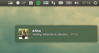 WhatsApp Linux Whatsie