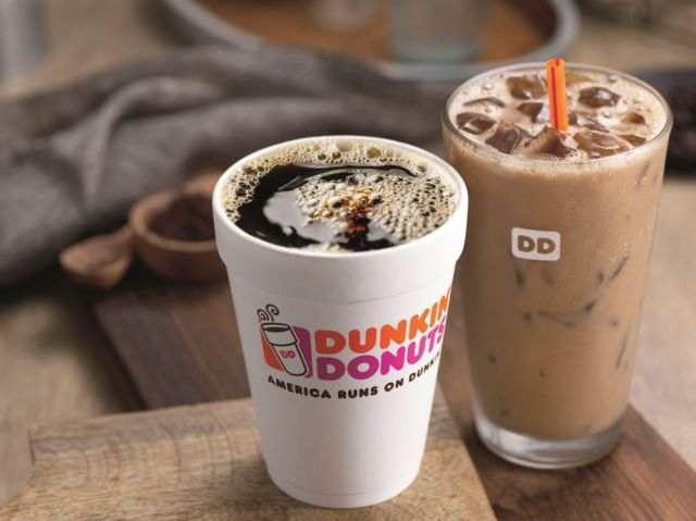 Ice Cream-Inspired Coffee Flavors Return to Dunkin' Donuts ...
