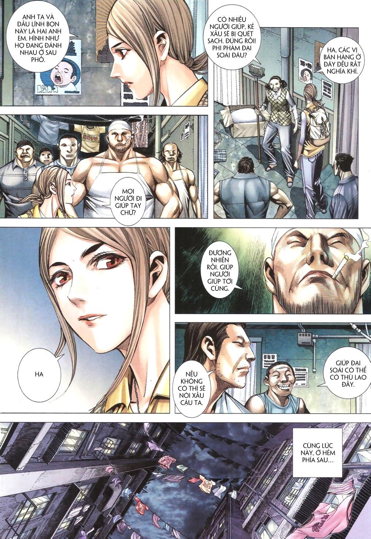 Đại Quân Phiệt chap 9 trang 5