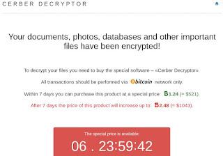 8 Cara Mencegah Ancaman Ransomware WannaCrypt dari ID-SIRTII dan Malware Tech Inggris
