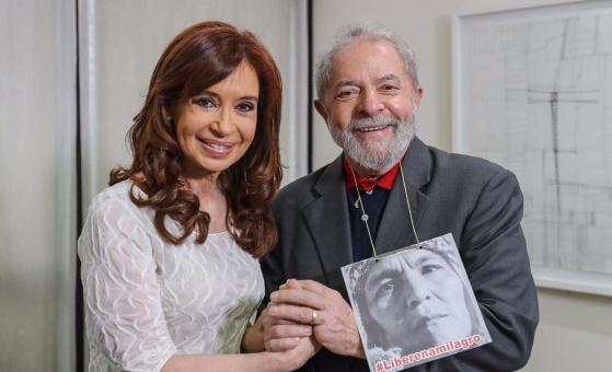 Lula da Silva se suma al reclamo de libertad para Milagro Sala