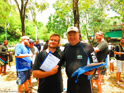 Testimonial by Juha-Petteri Pasma of the March 2017 PADI IDC on Phuket, Thailand