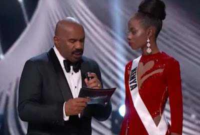 Miss Kenya was asked about Donald Trump; her answer shocked the world (WATCH)