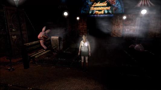 Silent Hill 3 Park