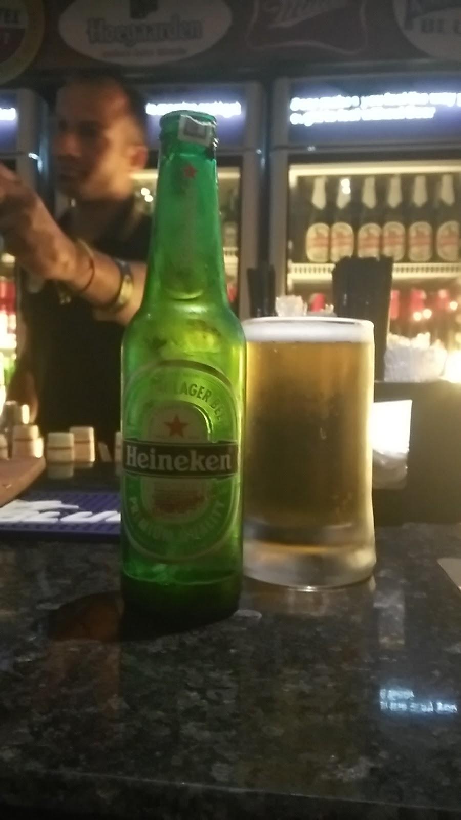 Heineken V S Kingfisher Ultra