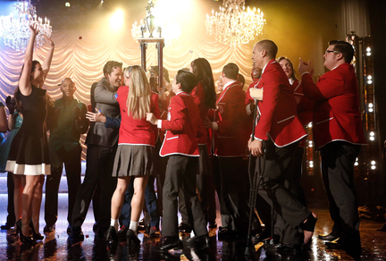 glee s06e11 we built this glee club