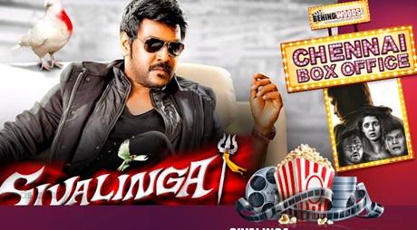 Sivalinga on Top Gear? Did PA PANDI race back at Chennai Box office?