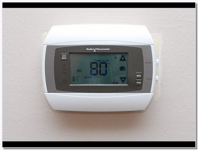 Radio thermostat ct50 7-day programmable thermostat manual