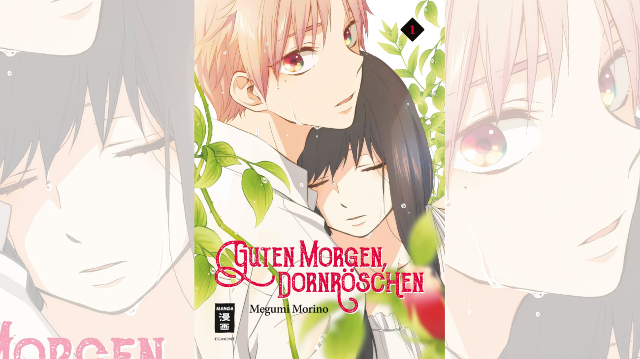 Manga Highlights 2017, Guten Morgen Dornröschen (Egmont Ehapa)