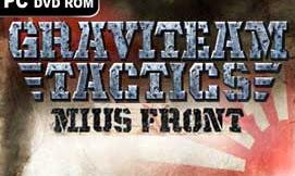 Game Graviteam Tactics Mius Front PC