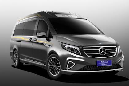 Vulcanus is a Mercedes-Benz Metris with an extraordinary name, better inside