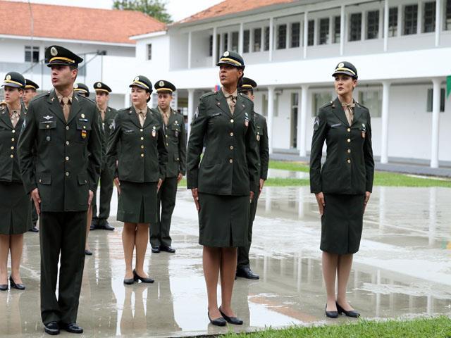 Escola de Sargentos de Logística forma 136 militares em curso de aperfeiçoamento