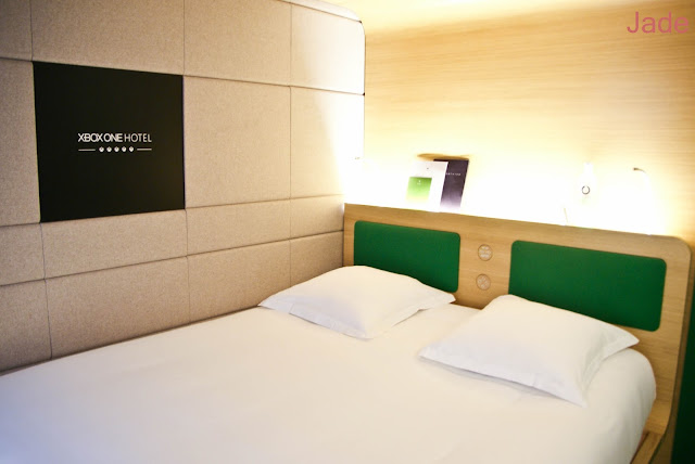 xbox one hotel paris