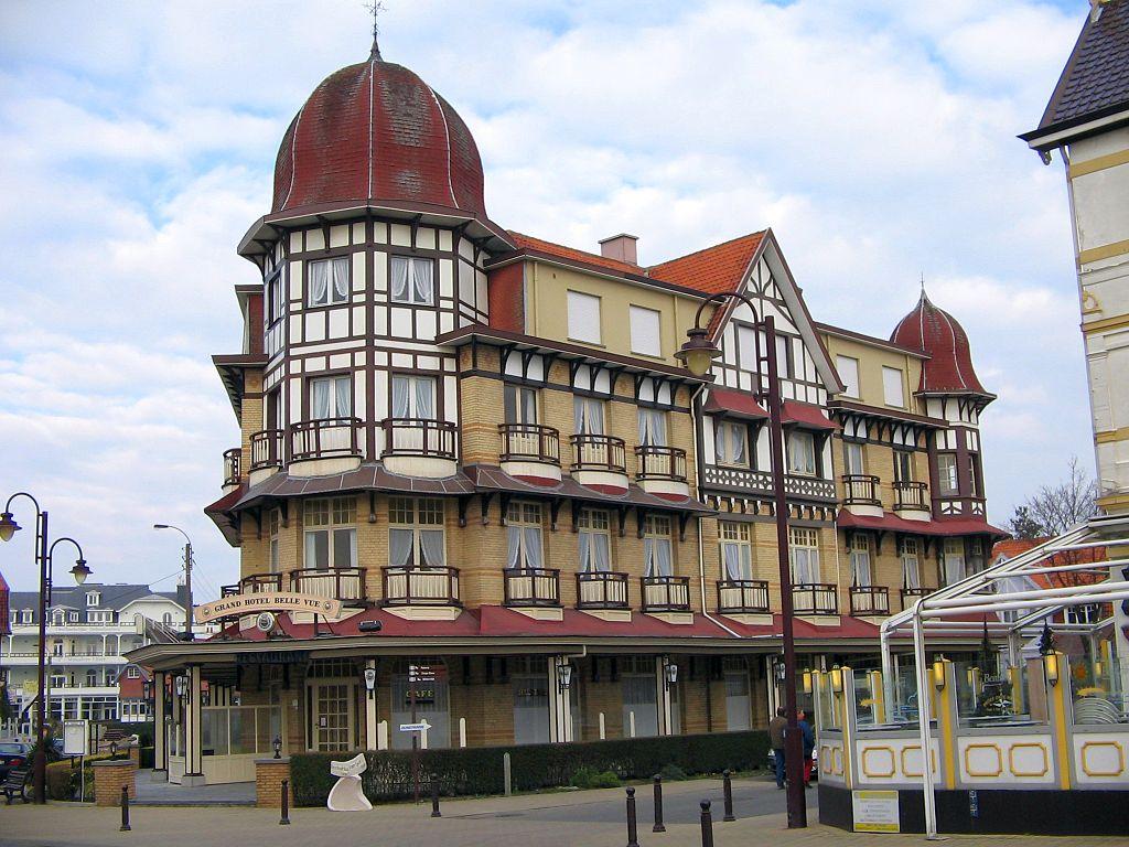 Hotel Belle Vue De Haan