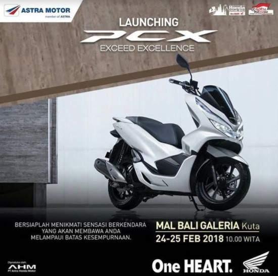 launching_All_new_PCX_150_Denpasar_Bali