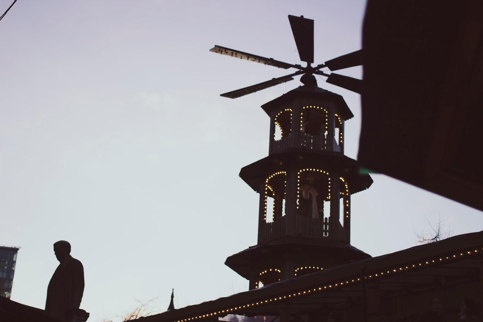 Manchester Christmas Market 2016, Manchester, Manc Markets Christmas, Katie Writes Blog,