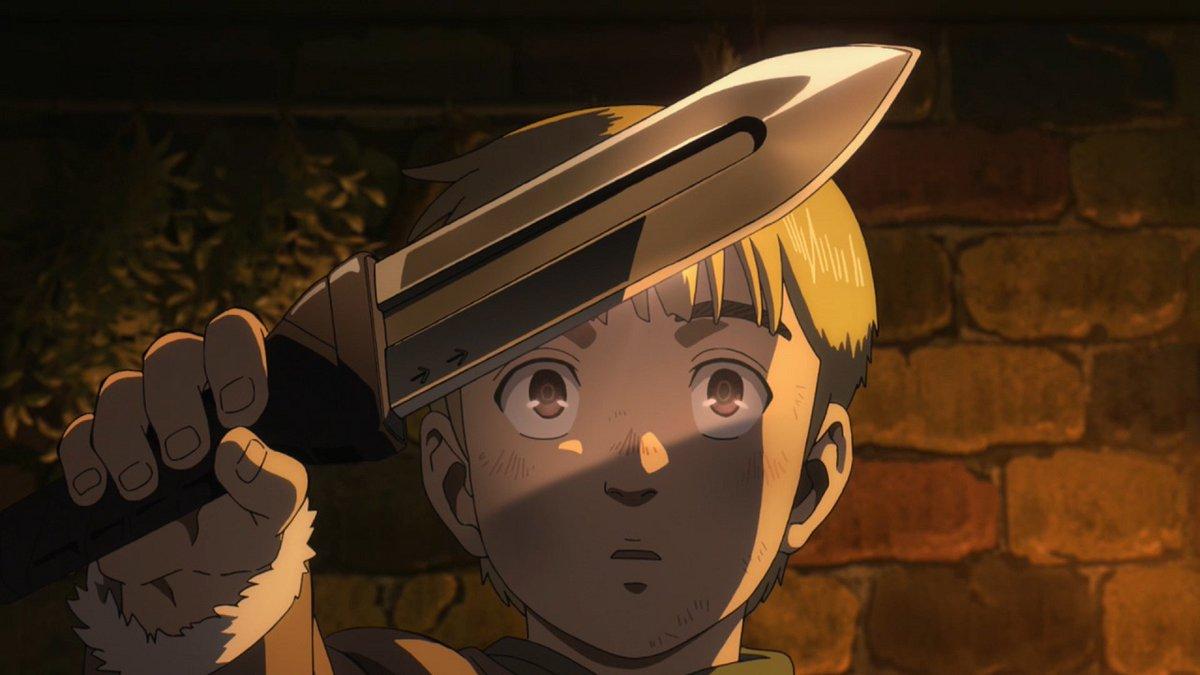 神アニメ「ヴィンランド・サガ」1・2・3話(新)感想 名言「人に敵などいない」