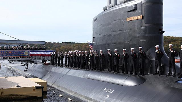 Denuncian que 'hackers' chinos habrían robado datos secretos de la Armada de EE.UU.