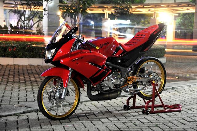 ninja new 150 RR