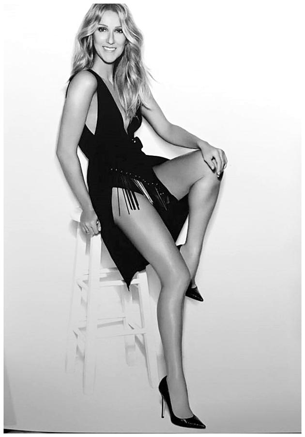The Power Of Love - Celine Dion: Celine Dion Alix Malka