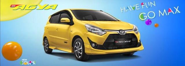 Promo Toyota Oktober 2017