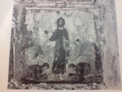 Ανάσταση σε εικόνα του Σινά. (Σωτηρίου, Εικόνες Μονής Σινά)