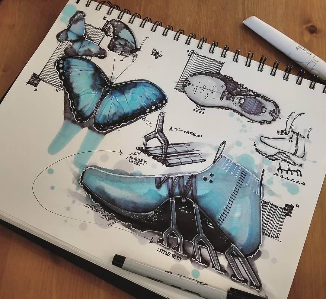 11-Blue-Morpho-Butterfly-Shoes-TiahDesign-Animal-Inspiration-for-Product-Design-www-designstack-co