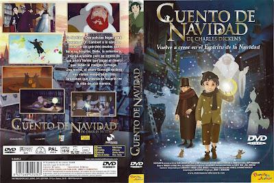 Cuento de Navidad de Charles Dickens - [2001]