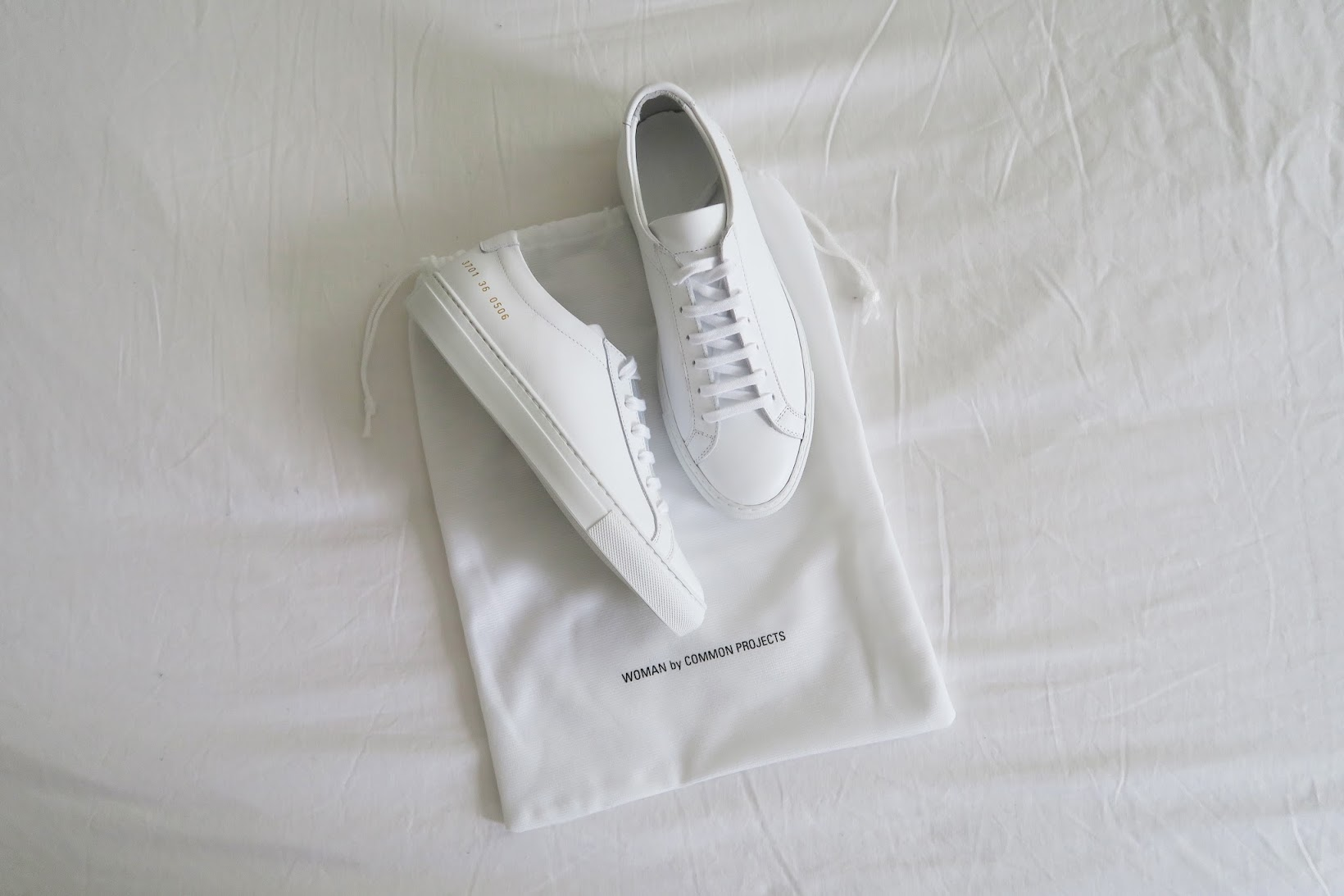 Common Project Original Achilles Low White