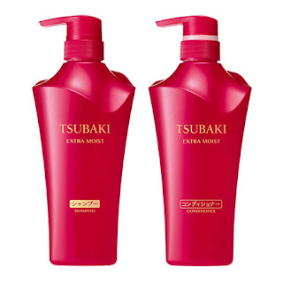Shiseido Tsubaki The Most Popular Japanese Shampoo It