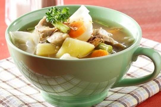 sup sederhana