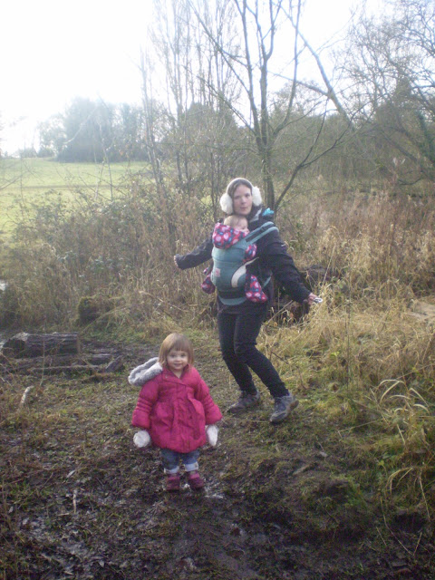 Geocaching Adventure Around Shennington