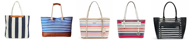 Junior Women's Street Level Stripe Tote - Blue • Street Level • $22 (reg $44) Gabriella Rocha Frannie Striped Beach Bag • Gabriella Rocha • $37 (reg $74) Dana Buchman Lexi Tote • Dana Buchman • $40 (reg $69) LIZ CLAIBORNE Liz Claiborne Jess Tote • Liz Claiborne • $45 (reg $70) Apt. 9® Olivia Zipper Tote • Apt. 9 • $48 (reg $69)